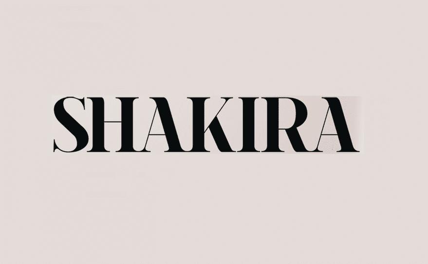 Sta arrivando Shakira