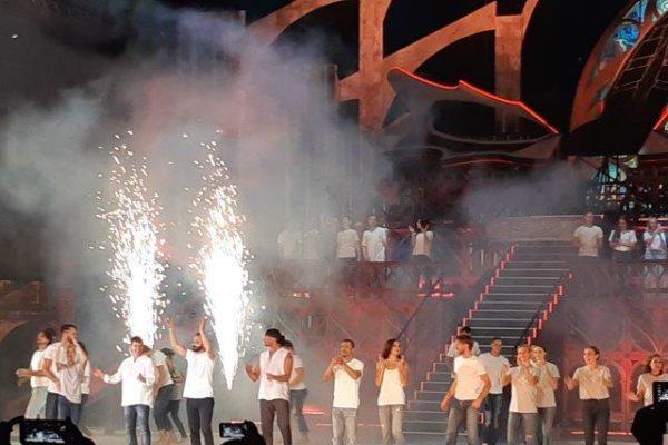 Standing ovation per il Romeo e Giulietta di Il'ja Averbuch all'Arena di Verona