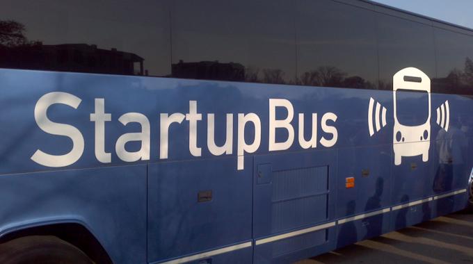 STARTUP BUS 2014