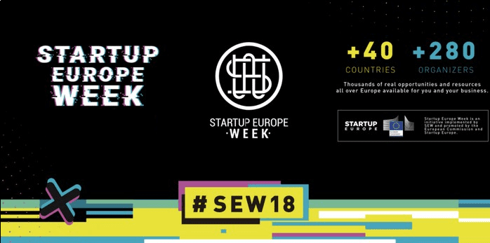 Startup Europe Week Roma 2018