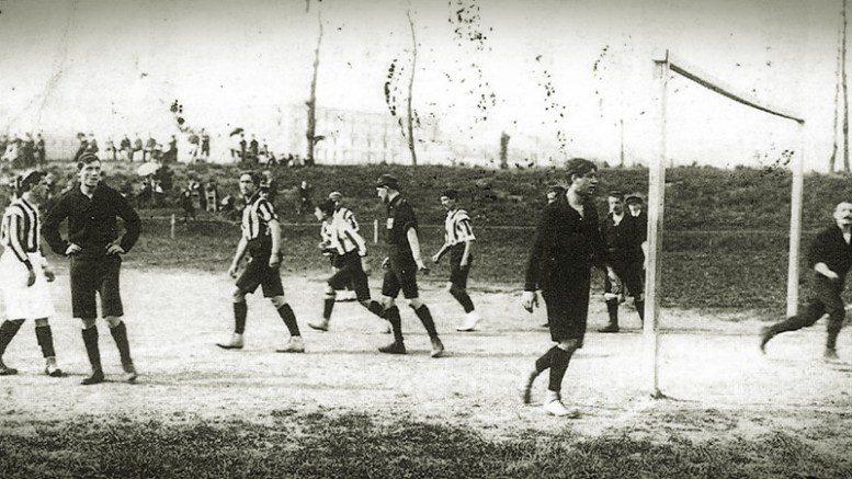 Storia del calcio: fusioni 2