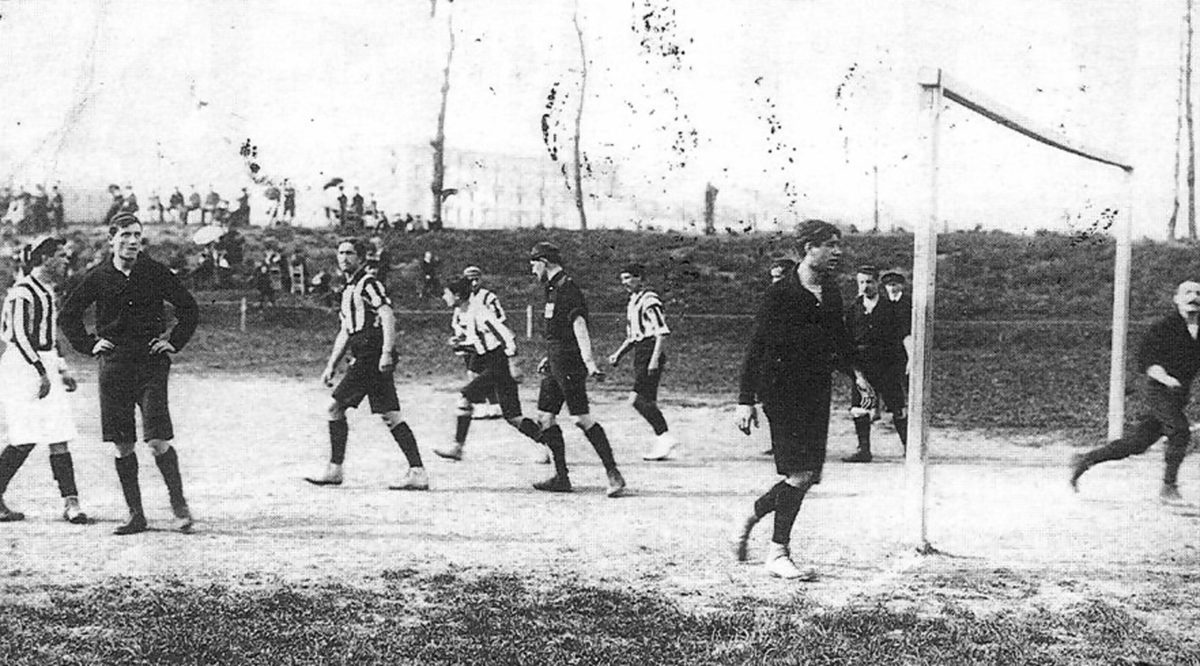 Storia del calcio: il calcio minore al sud durante il primo decennio fascista