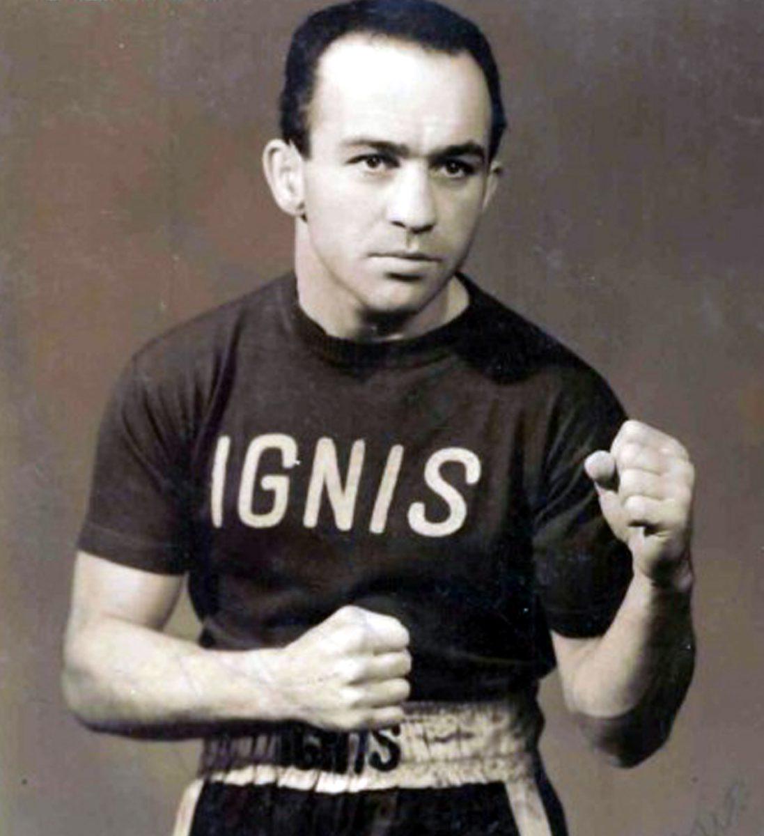 Storia del pugilato italiano: Mario D'Agata