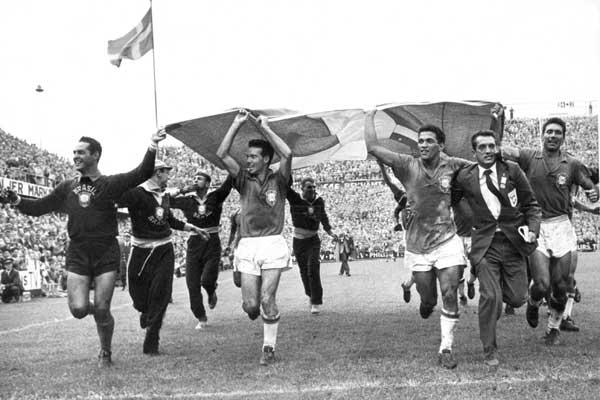 Storie mondiali: Svezia 1958