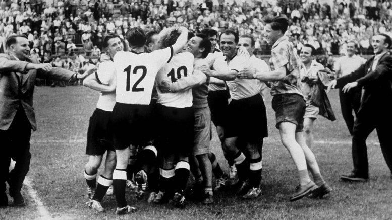 Storie mondiali: Svizzera 1954