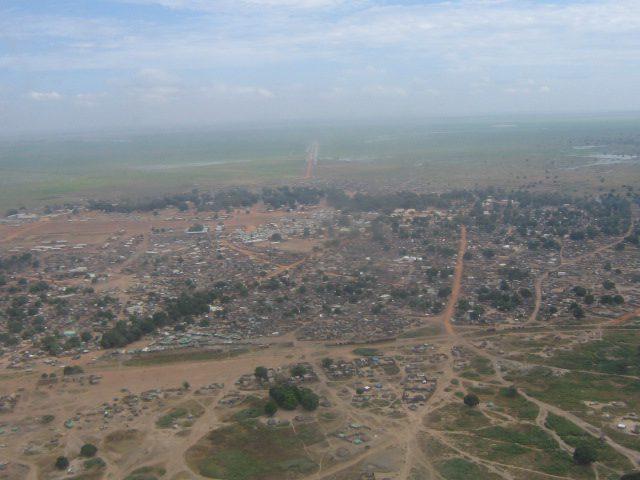 Sud Sudan: persone in fuga per i combattimenti