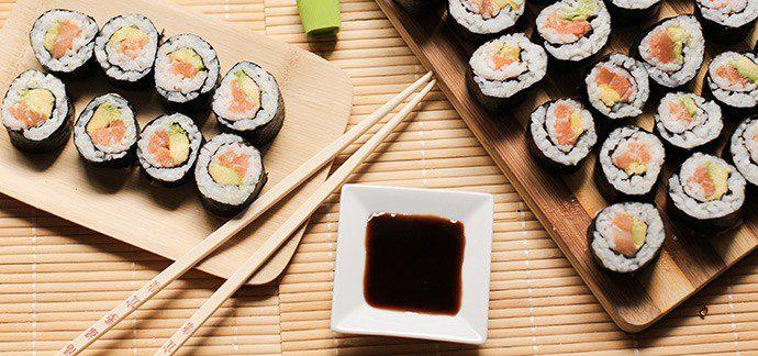 Sushi: i pro e i contro della cucina giapponese