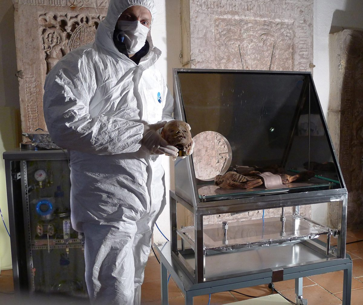 Svelati enigmi su alcune antiche mummie