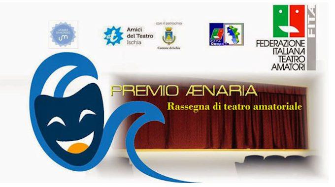 "TEATRO: IL ""PREMIO AENARIA"" AD ISCHIA"