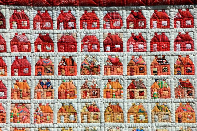 Tende in stile patchwork: consigli e istruzioni!