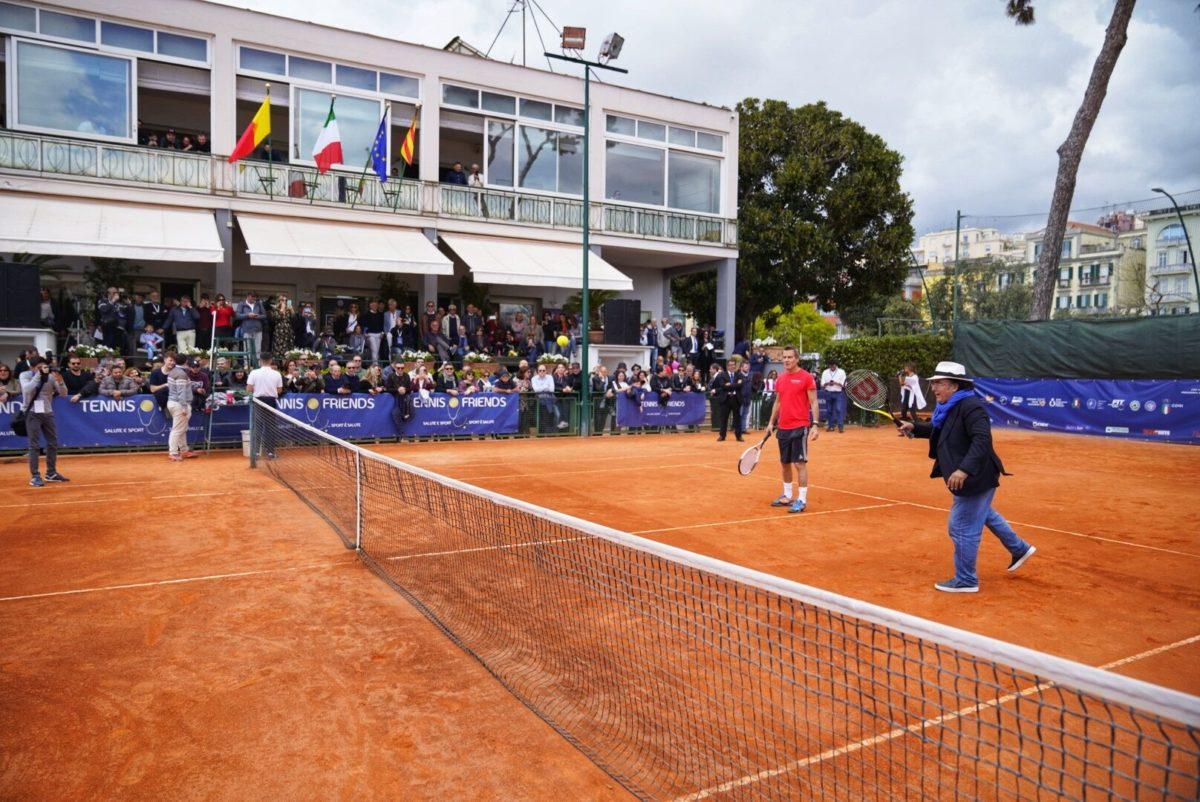 Tennis & Friends – Salute e Sport ... Sport è Salute