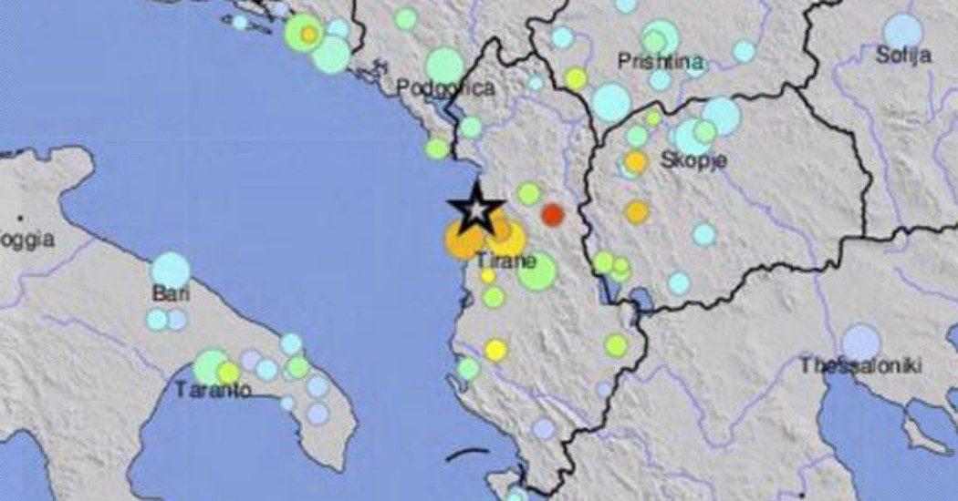 Terremoto in Albania: la situazione denunciata da Save the Children