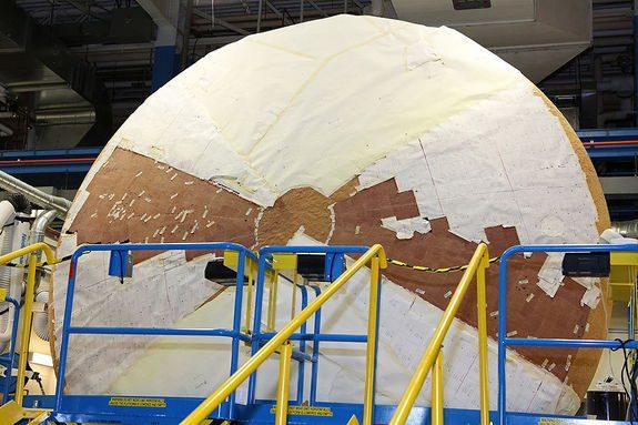 TeSeR un progetto per ripulire lo spazio