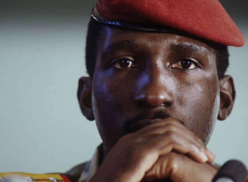 Thomas Sankara: una speranza per l'Africa