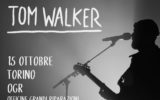 Tom Walker arriva in Italia