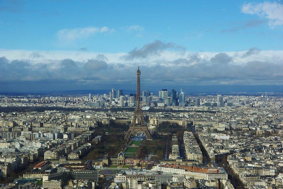 Top Fashion Model conquista Parigi