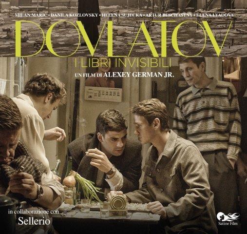 Torino Film Festival presenta Dovlatov -  i Libri invisibili