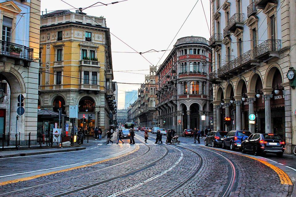 Torino in mostra