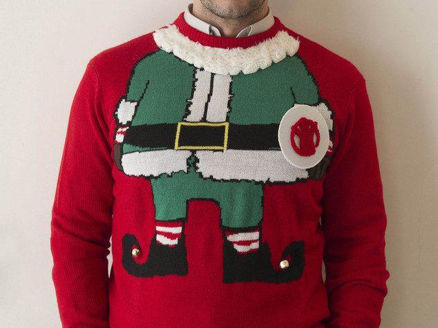 Torna la Christmas Jumper mania