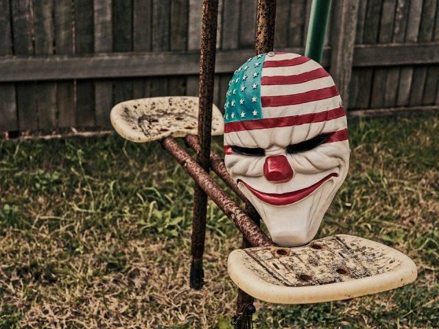 "Tornano  i ""clown horror"""