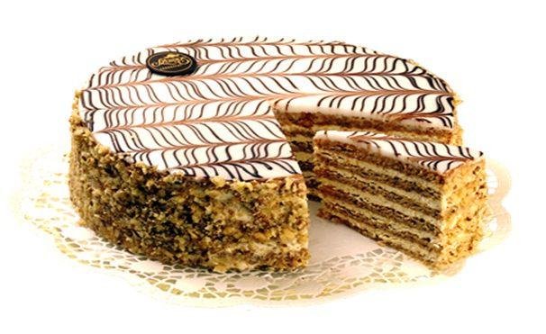Torta Esterházy