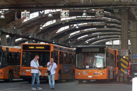 TRASPORTI A NAPOLI : THE DAY AFTER