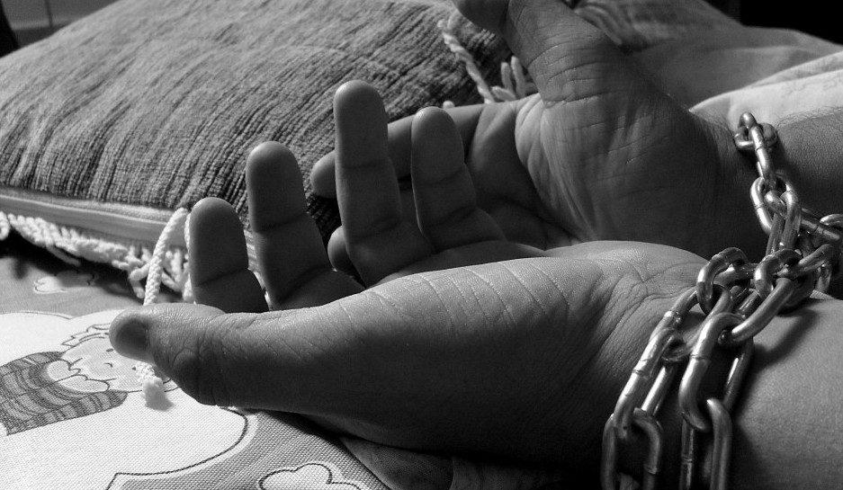 Tratta e sfruttamento: alto il numero di bambini tra le vittime