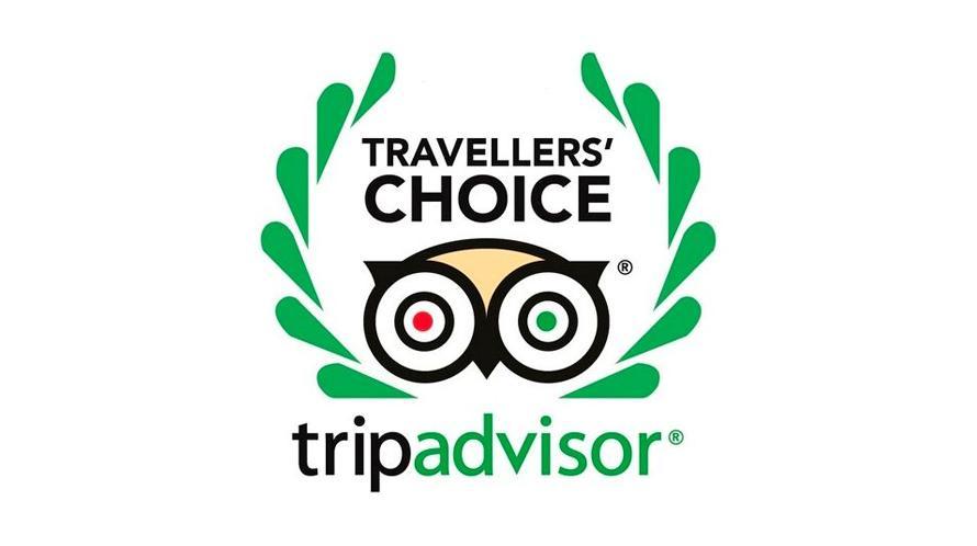 Travelers' Choice Destinations awards 2016