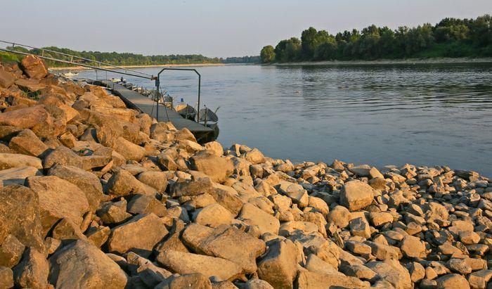 Tre quarti dei grandi laghi italiani sono svuotati