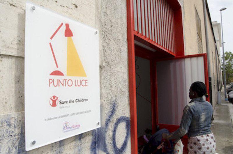 Tredici 'Punti Luce' contro la povertà educativa