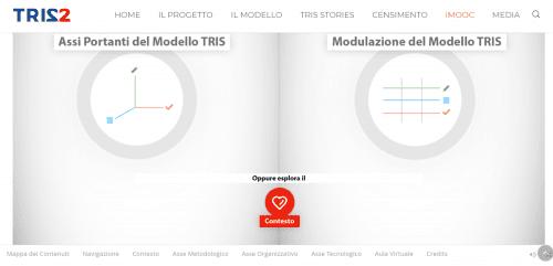 TRIS.2: la prima piattaforma digitale per studenti che non possono andare a scuola