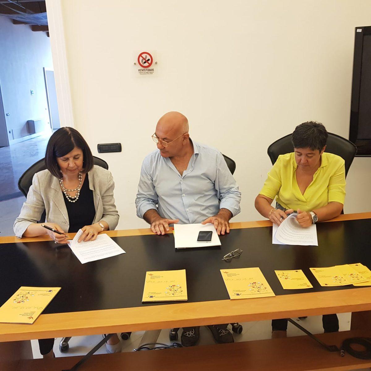 Tutela e valorizzazione di Beni Culturali: firmato l'accordo tra Soprintendenza e Fondazione Comunità Salernitana