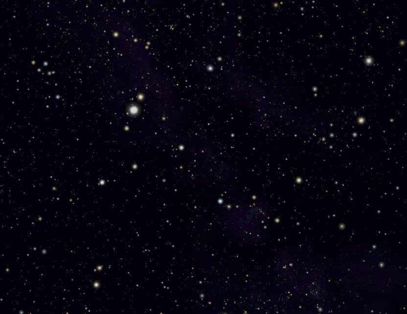 Tutte le stelle dell'Aquila