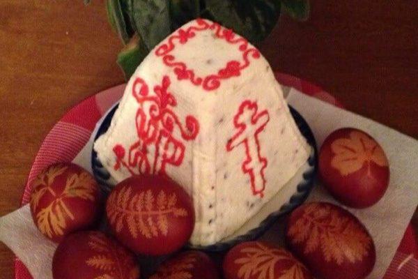 Tvoroznaja Pascha: un'alternativa per chi non ama la pastiera
