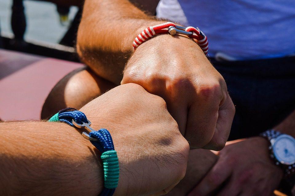 Un'amicizia sincera che migliora la salute