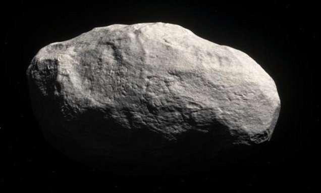 """Un asteroide a """"lunga conservazione"""""""