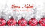 Un augurio di Buon Natale!