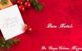 Un augurio di Buono e Sereno Natale!