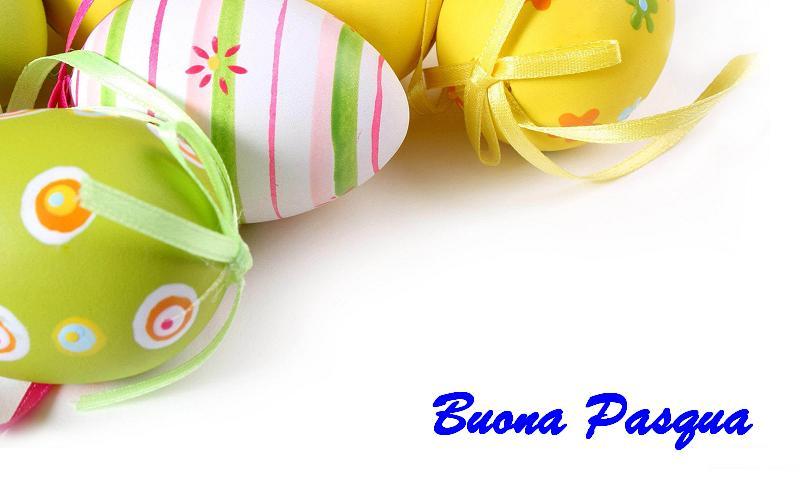Un augurio di una Buona e Felice Pasqua!