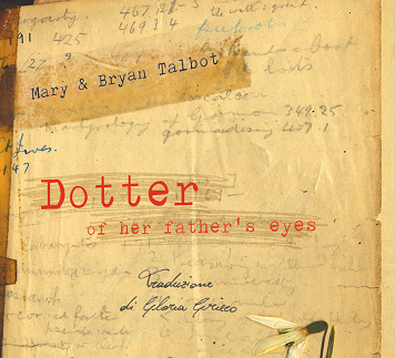 Un graphic novel firmato Mary e Bryan Talbot