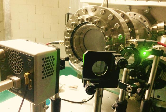 Un laser per applicazioni biomedicali