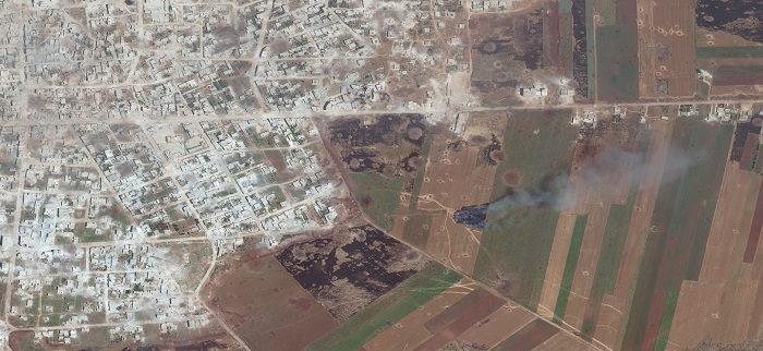 Un milione di persone in fuga a causa dell'escalation di violenze a Idlib