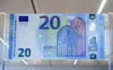 Un opuscolo sulla nuova banconota da €20