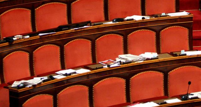 UN SENATO ALL'ITALIANA