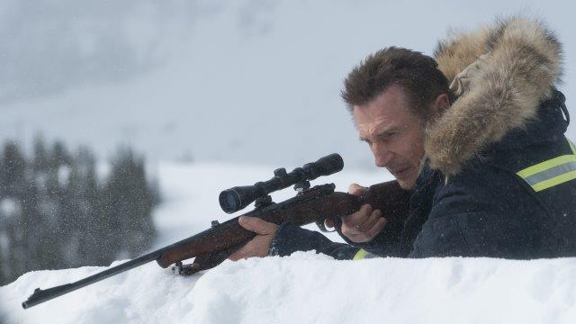 Un Uomo Tranquillo con Liam Neeson
