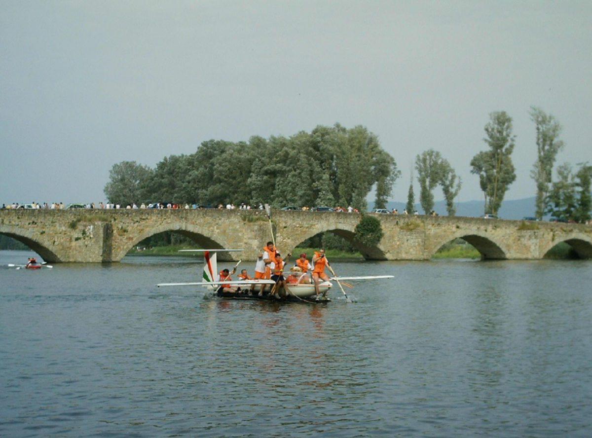 """Una giornata al """"ponte"""" di Leonardo"""