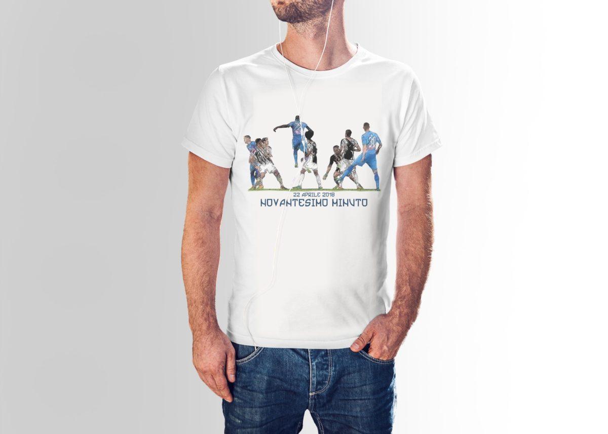 Una maglietta per celebrare il 22 Aprile