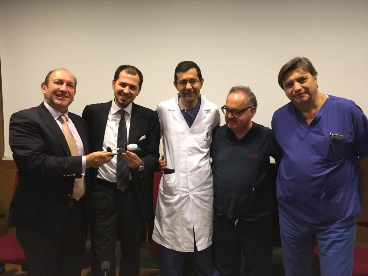 Tumori prostatici: arriva la chirurgia focale