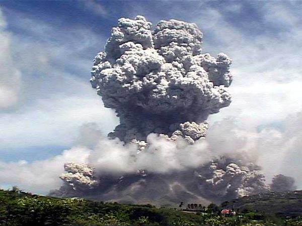 Una modulazione globale per le eruzioni vulcaniche