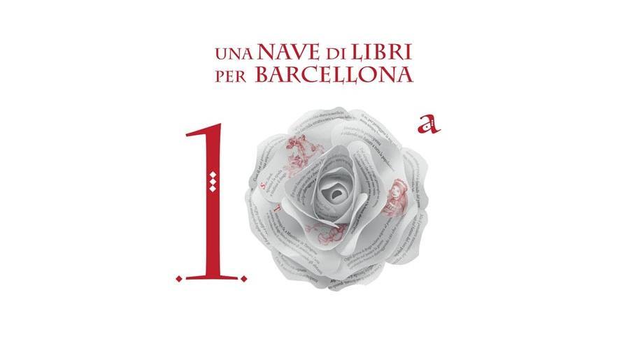 Una Nave di Libri per Barcellona 2019